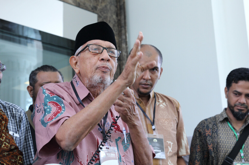 Geys Amar, 17 Des. 2017 Muktamar Bogor2